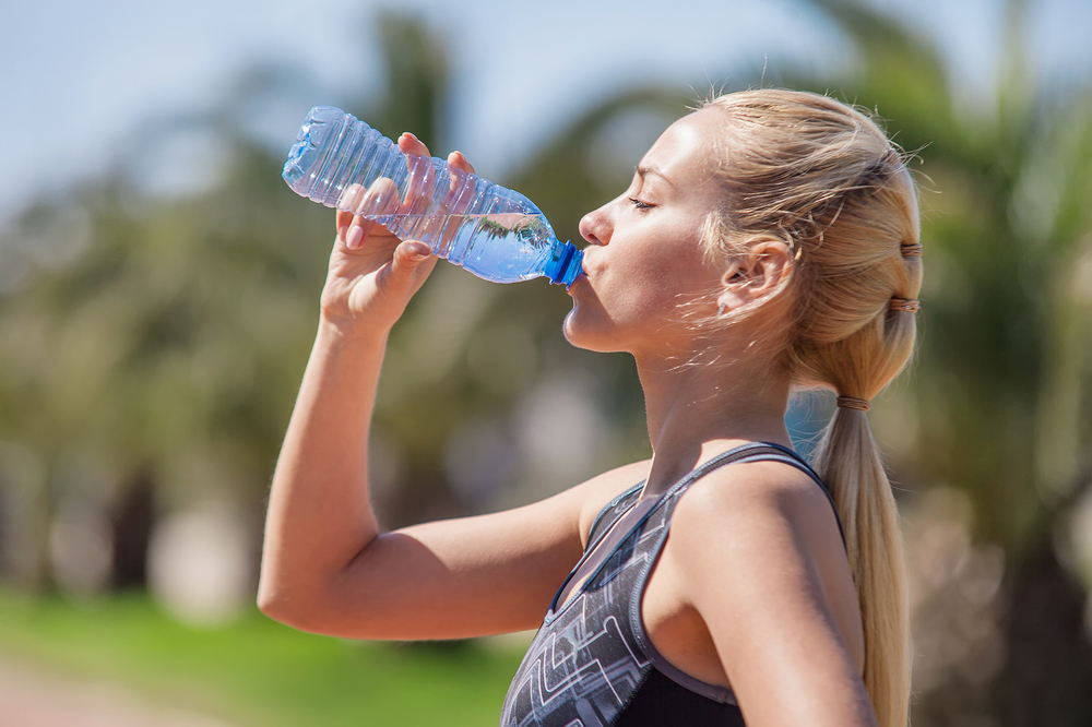 BENEFITS OF DRINKING PLENTY OF WATER
